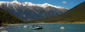Queenstown White Water Rafting