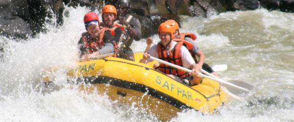 White Water Rafting Victoria