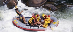 White Water Rafting Victoria
