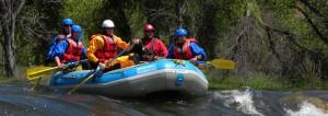 Whitewater Rafting Tasmania